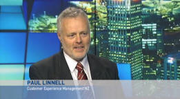 Paul Linnell on TVNZ cemNZ interview
